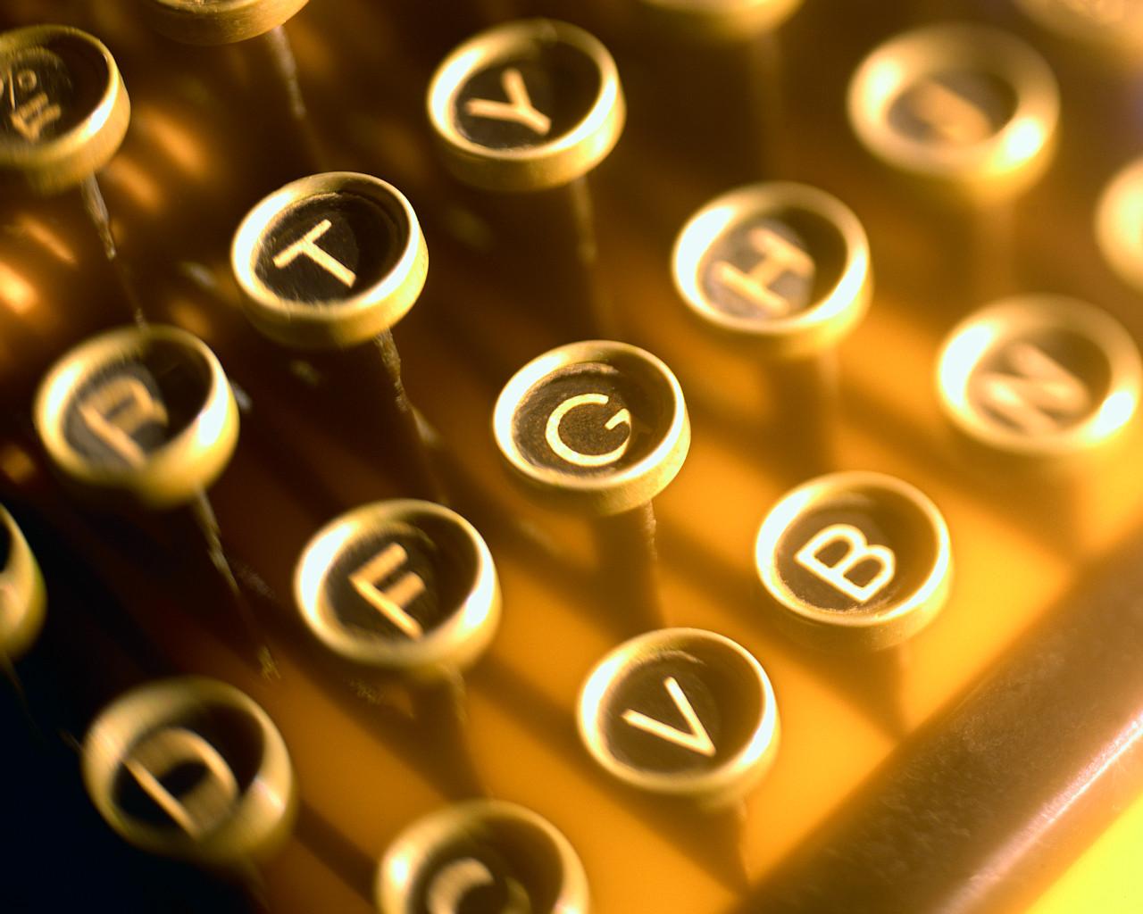 Fixing her typewriter - 2 part 1