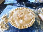 Razzleberry Pie from scratch!